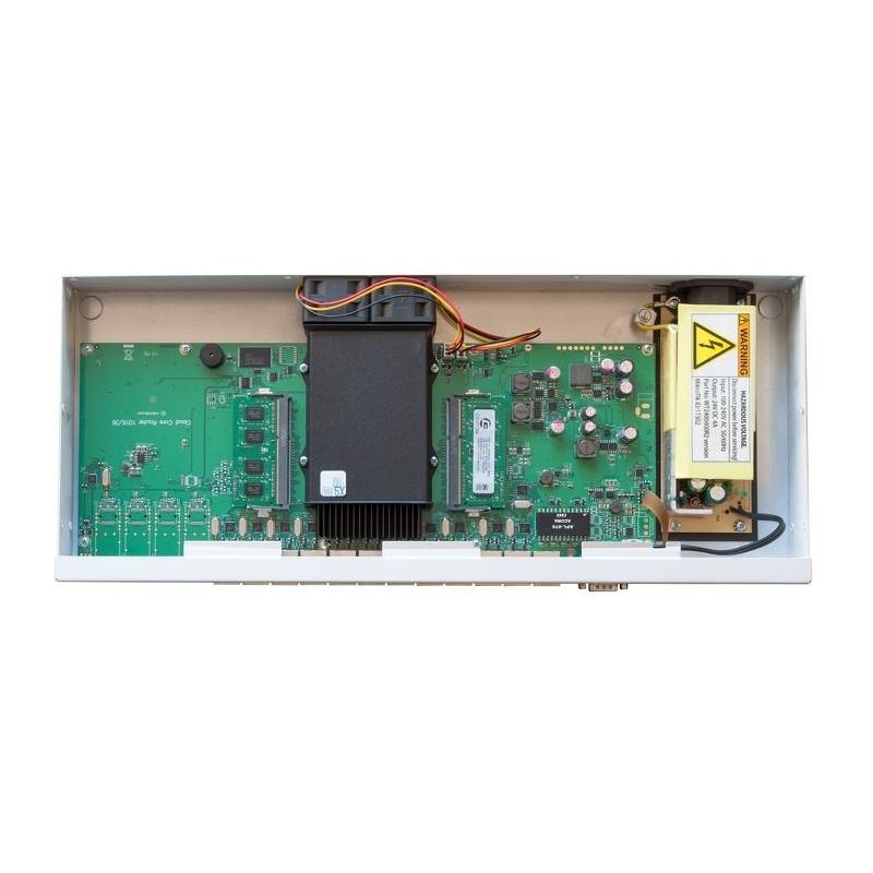 Mikrotik CCR1016-12G - Mikrotik Canarias